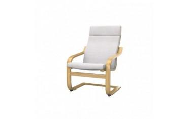 IKEA POÄNG chair cover