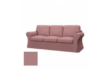 EKTORP 3-seat sofa-bed cover