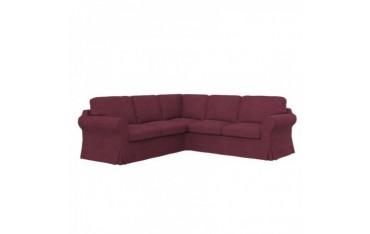 EKTORP 2+2 corner sofa cover