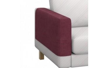 IKEA KARLSTAD armrest covers, pair