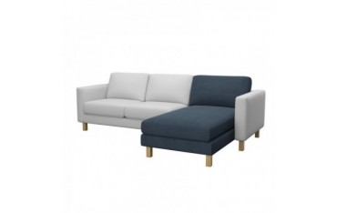 KARLSTAD add-on chaise longue cover