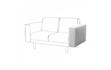IKEA NORSBORG armrest cover