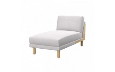 NORSBORG add-on chaise longue cover