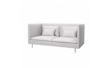 IKEA SÖDERHAMN 3-seat sofa cover, high back