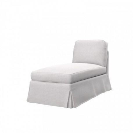 IKEA EKTORP free standing chaise longue cover