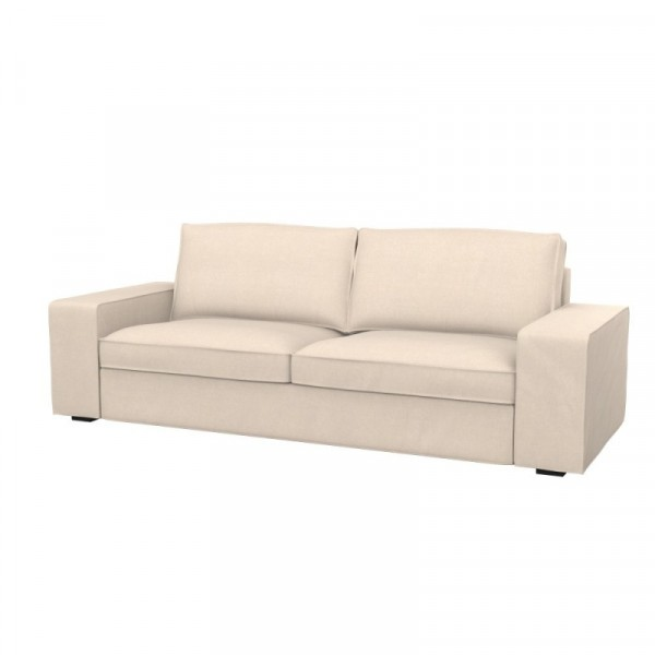 IKEA KIVIK 3-seat sofa-bed cover - Soferia | Covers for IKEA sofas ...