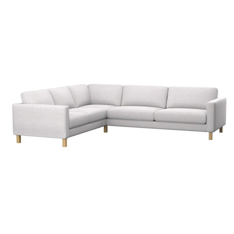 Ikea Karlstad 2 3 3 2 Corner Sofa Cover Soferia Covers