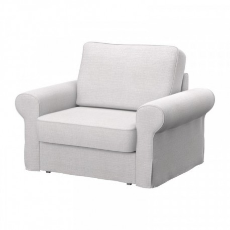 IKEA BACKABRO armchair cover
