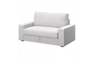 VILASUND 2-seat sofa-bed cover