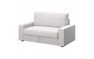 VILASUND 2-seat sofa-bed cover