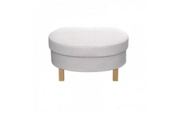 KARLANDA footstool cover