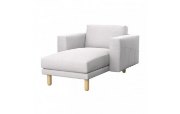 IKEA NORSBORG chaise longue cover