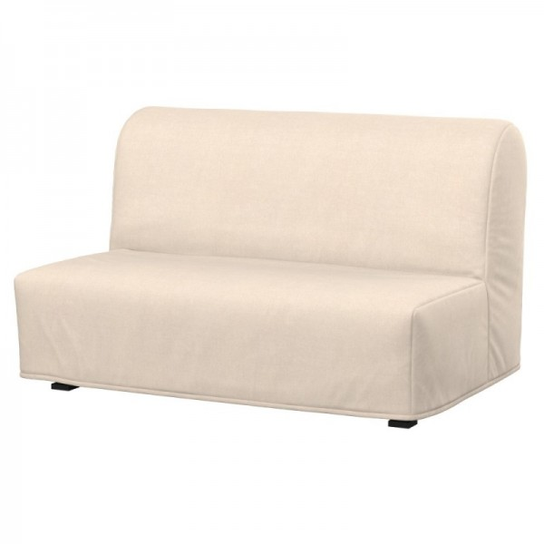 LYCKSELE 2-seat sofa-bed cover - Soferia | Covers for IKEA sofas ...