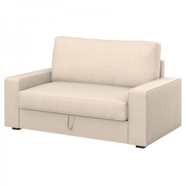 VILASUND 2-seat sofa-bed cover - Soferia | Covers for IKEA sofas ...