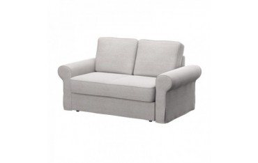 BACKABRO 2-seat sofa-bed cover